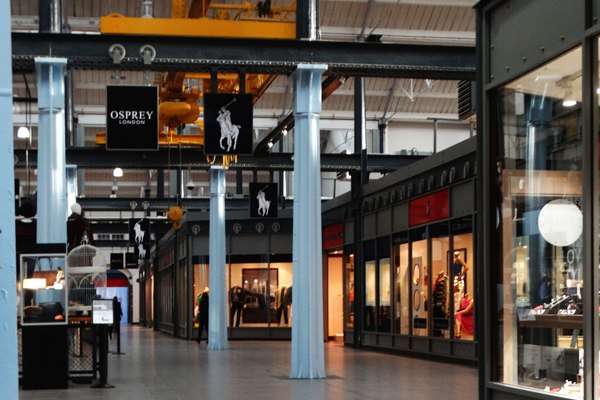 Swindon shopping